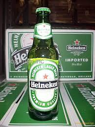 Heineken Beer in Bottles and Cans (Lager and Pilsener)