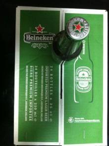 Favorites Compare trays.............. Quality Beer Heinekens Beer 250ml/ 330ml Can (24 Per Case)