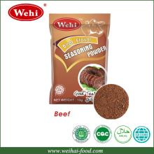 Islamic Halal Certified Beef Flavor Seasoning Powder