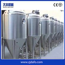 stainless   steel  dimple jacket  wine  fermentation tank