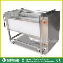 (MSTP-500) Carrot Washing & Peeling Machine