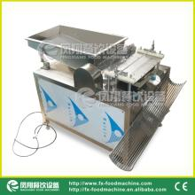 Quail egg shelling machine