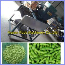 automatic pea sheller, green soy bean sheller