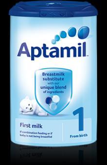 Aptamil Infant Formula Milk Powder