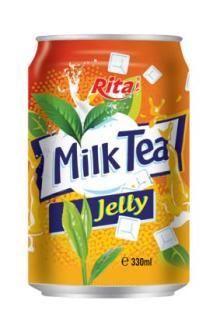 330ml Milk Tea with Jelly