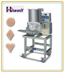 mini food processing line patty100