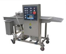 Fast Food fast food processing line Hamburger Nuggets battering Machine SJJ600-IV