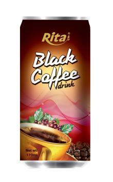 170ml Black coffee Drink
