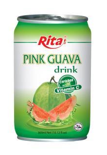 Pink Guava Fruit Juice