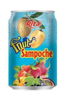 Sampoche Fruit Juice