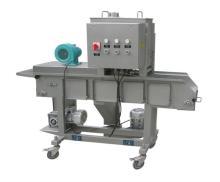 food processing line mini Chicken Patty Crumbs breading machine SXJ200-II