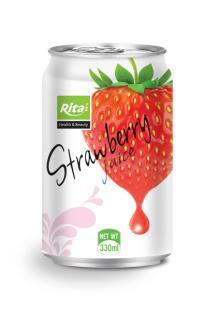 330ml Strawberry Juice