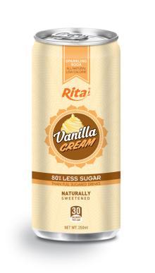 Vanila Flavour Soda Drink