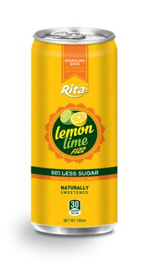 Lemon Flavour Soda Drink