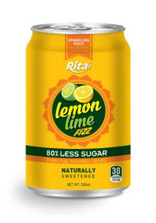 330ml Lemon Flavour Soda Drink