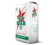 Copy of MAIZE MEAL (WHITE STAR)