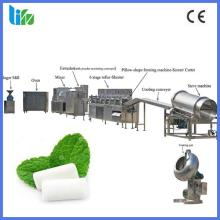 Automatic machine xylitol chewing gum machinery manufacturers