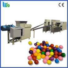 Stainless steel automatic ball round  chewing   gum  production line