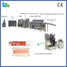 New condition automatic high quality stick chewing gum production line