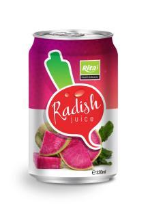 330ml Radish Juice