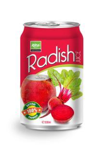 330ml Radish Fruit Juice