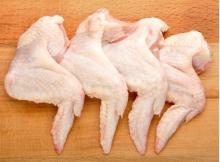 Grade A Frozen Chicken Wings 3 Joints