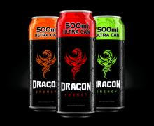 Dragon energy drinks**