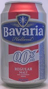 Bavaria Non-Alcoholic Malt Beer 330ml x 24