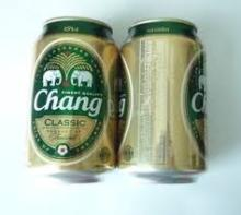 Chang Beer Cans 24 X 330ml