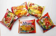 Instant Noodles 70gr With Many Flavours