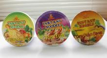 Top Quality Cup Instant noodles 65gr With Many Flavours