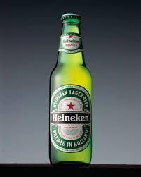 BEER FROM HOLLAND BOTTLE HEINEKENS