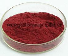 confection using colorant radish red