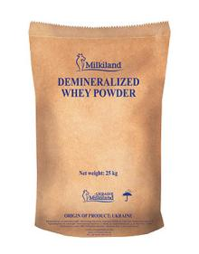Whey Powder Demineralized - Milkiland Ukraine