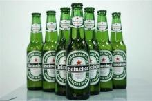Heinekens Dutch Premium Lager Beer in Bottles