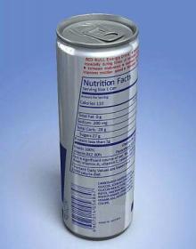 Red Bull Energy Drinks..