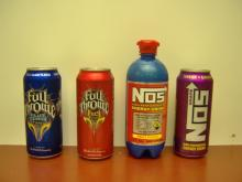 Nos Energy Drinks Available