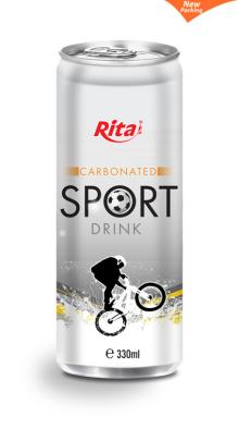 330ml Carboneted sport drink