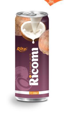 330ml Ricomi - Coconut milk