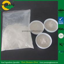 CAS NO.9000-30-0 food grade guar gum powder in jelly