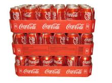 Premium Quality Coca Cola, Fanta and Sprite, Pepsi 0.33 (330ml)