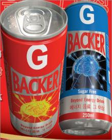 Energy Drink -EDGE BACKER