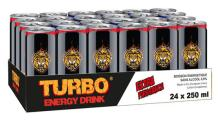 TURBO Energy Drink 6 Pallets
