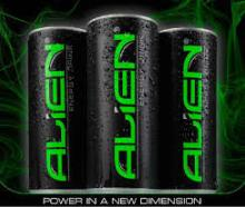 ALIEN Energy Drink