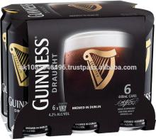 Guinness Draught 440ml and 330ml Can