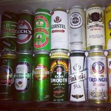 Warsteiner Beer Can 500ml