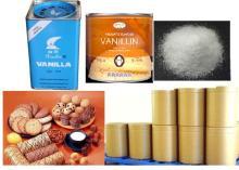 Vanillin Crystal Powder,Natural Vanillin Flavoring