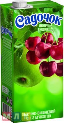 Apple-cherry nectar