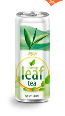 330ml Canned Soursop Leaf Tea
