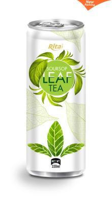 330ml Slim can soursop Leaf tea
